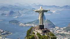 Christ The Redeemer Wallpapers HD Backgrounds