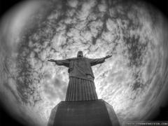 Jesus Christ Statue wallpapers