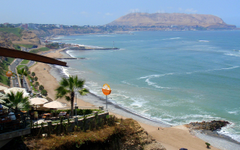 Beach in Lima peru wallpapers and image