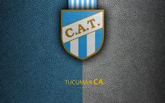 wallpapers Club Atletico Tucuman 4k logo San Miguel