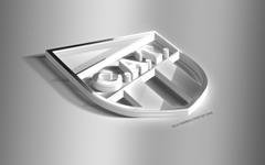 Descargar fondos de pantalla Club Atlético Tucumán 3D de acero