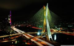 Sao Paulo Bridge HD desktop wallpapers High Definition