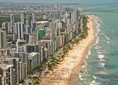 Recife Fascinating and Amazing Brazilian Beach Brazil HD Desktop
