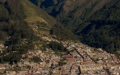 Ecuador Quito The Andes wallpapers