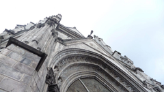 Religious Basilica Del Voto Nacional Religion Quito Church Ecuador