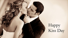Happy Kiss Day Image Cute Pictures Romantic Quotes HD