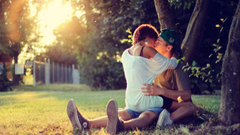 Kissing Couple Wallpapers Pictures Image