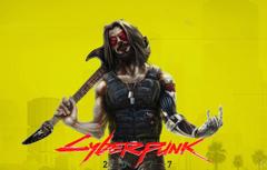 Wallpapers guitar cyborg Cyberpunk goodfon