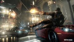 Video Games Guns Ubisoft Cyberpunk Desert Eagle Watch Dogs