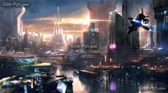 wallpapers remember me fantasy game Cyberpunk