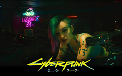 Cyberpunk 2077 4K Wallpaper Judy Alvarez Xbox Series X Xbox One PlayStation 4 Google Stadia Games