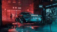 Wallpapers 4k Cyber Cars 4k