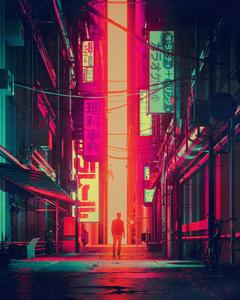 Cyberpunk Vibes