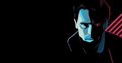 Craig Drake Noir Cyberpunk Dark Minimalism Wallpapers HD