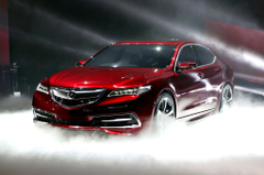 Acura TLX Computer Wallpapers
