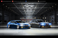 Acura TLX Wallpapers by akdigitaldesigns