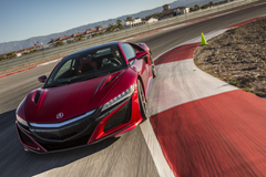 Your Ridiculously Awesome Acura NSX Wallpapers Is Here