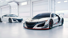 Acura NSX GT3 Wallpapers