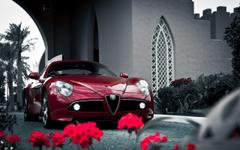 Alfa Romeo 8C Competizione HD Wallpapers