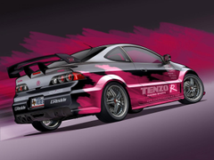 Acura RSX Modified Wallpapers