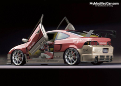 Acura RSX Tuning modified Acura RSX Wallpapers