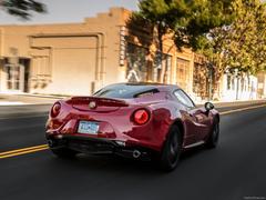 2015 Alfa Romeo 4C Wallpaper Backgrounds 16296