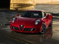 2015 Alfa Romeo 4C HD PC Wallpapers 16275