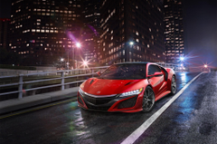 2017 Acura NSX Production Delayed Until Spring 2016