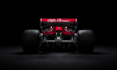 Wallpapers Alfa Romeo Sauber C37 F1 cars Formula 1 HD 4K