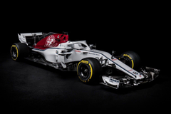 Alfa Romeo returns to Formula One with Ferrari
