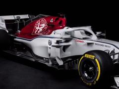 Sauber unveil the Alfa Romeo