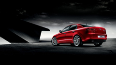 Alfa Romeo Cloudy Wallpapers