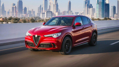 2018 Alfa Romeo Stelvio Quadrifoglio priced from 79 995