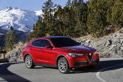 Alfa Romeo Stelvio Parts Accessories