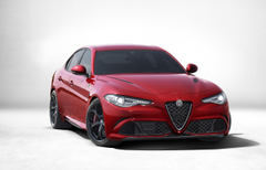 Alfa Romeo Giulia s Big Brother Could Be Scrapped For Mysterious