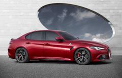Small Blog V8 Alfa Romeo Giulia Finally Exists Targets C63 AMG