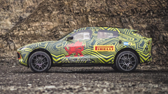 Aston Martin Confirms DBX Name For Crossover Debut