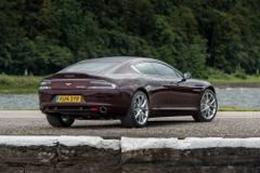 Aston Martin To Replace Rapide With New Lagonda Sedan Launch DBX