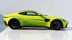 Aston Martin Vantage Volante Render Is Wallpapers Material
