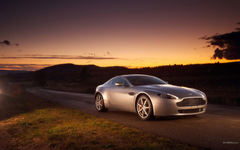 Aston Martin V8 Vantage Full HD Wallpapers and Backgrounds Image
