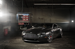Aston Martin V8 Vantage Full HD Wallpapers and Backgrounds