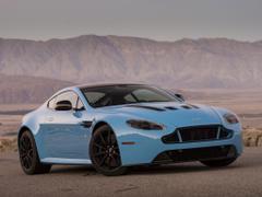 Aston martin vantage is a gorgeous extra luxury extra stylish two