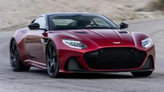 Behold the new 715bhp Aston Martin DBS Superleggera