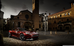 Aston Martin M310 Vanquish 4K HD Desktop Wallpapers for 4K Ultra