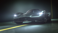 Wallpapers Aston Martin Valkyrie Red Bull Racing Hyper car HD