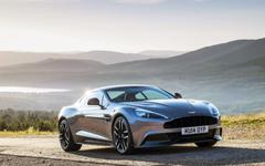 Aston Martin Vanquish Wallpapers 3
