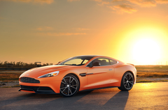 Aston Martin Vanquish Wallpapers Pictures Image