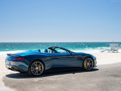 2016 Aston Martin Vanquish Volante Wallpapers Android 2016