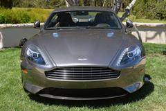 2016 Aston Martin Vanquish Volante Car Modification 2016