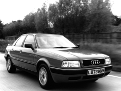 Audi 80 UK
